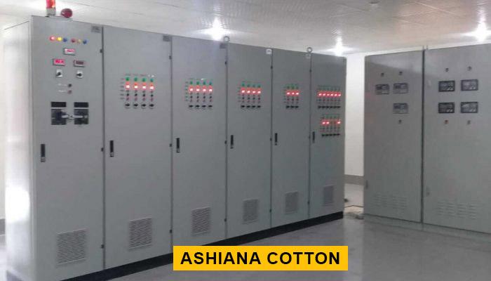 Ashiana Cotton