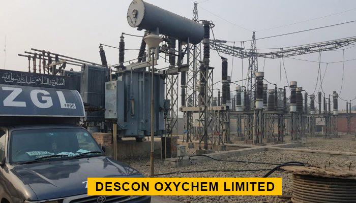 Descon Oxychem Limited