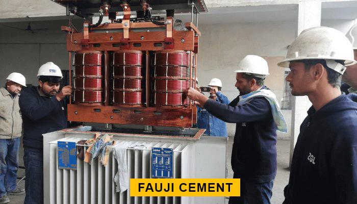 Fauji Cement
