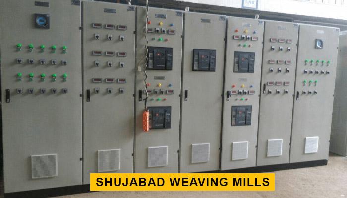 Shujabad Weaving Mills